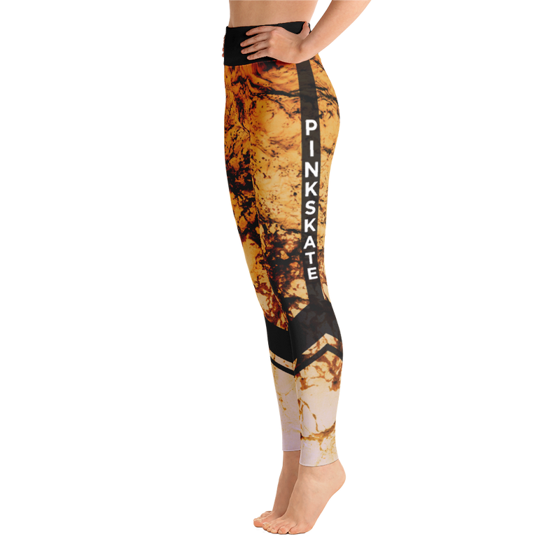 Magma Gold Leggings