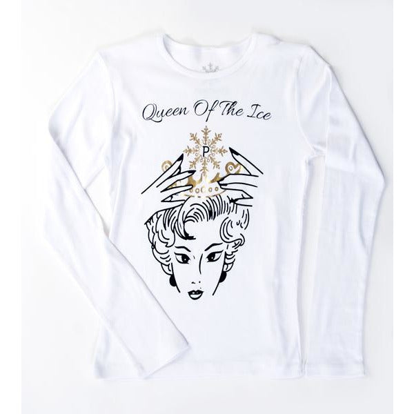Queen Of The Ice Long Sleeve Tee