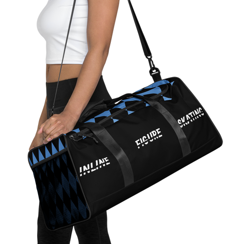 Inline Figure Skating Duffle Bag