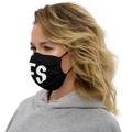 IFS Black Face Mask