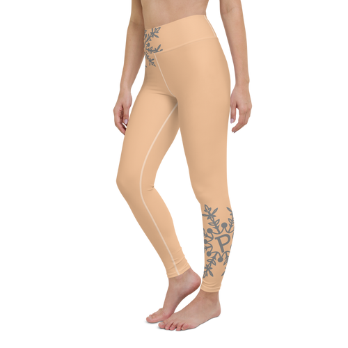Pinkskate Nude Leggings