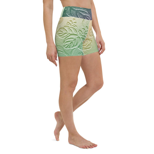 Mother Nature Yoga Shorts