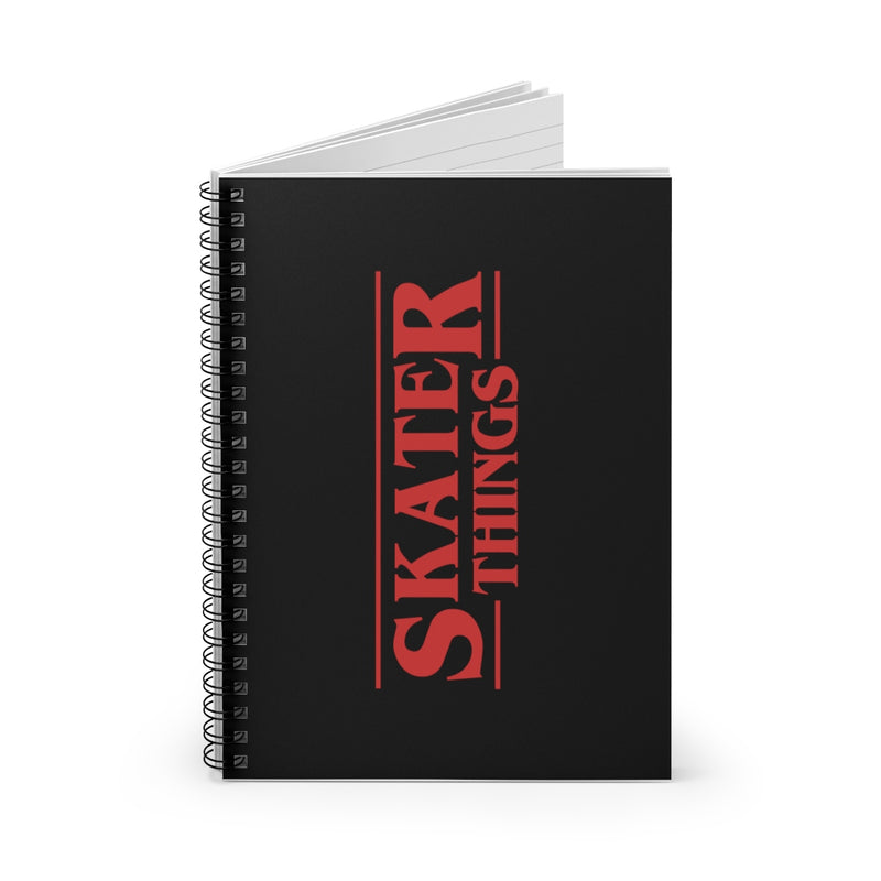 Skater Things Notebook