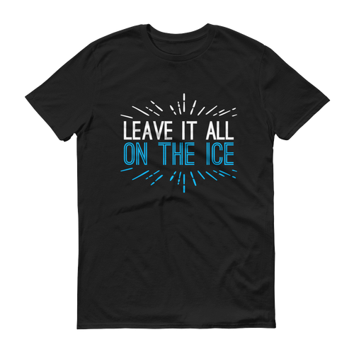 Men's Figure Skating T-Shirt