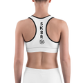 The Figure Skater Sports bra
