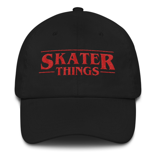 Skater Things Cap