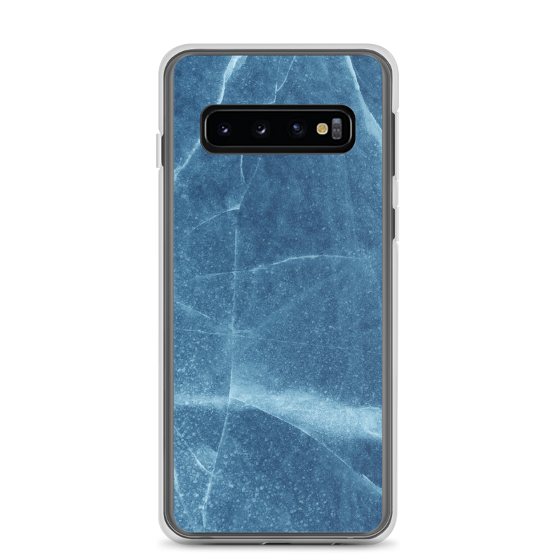 Cracked Ice Samsung Phone Case