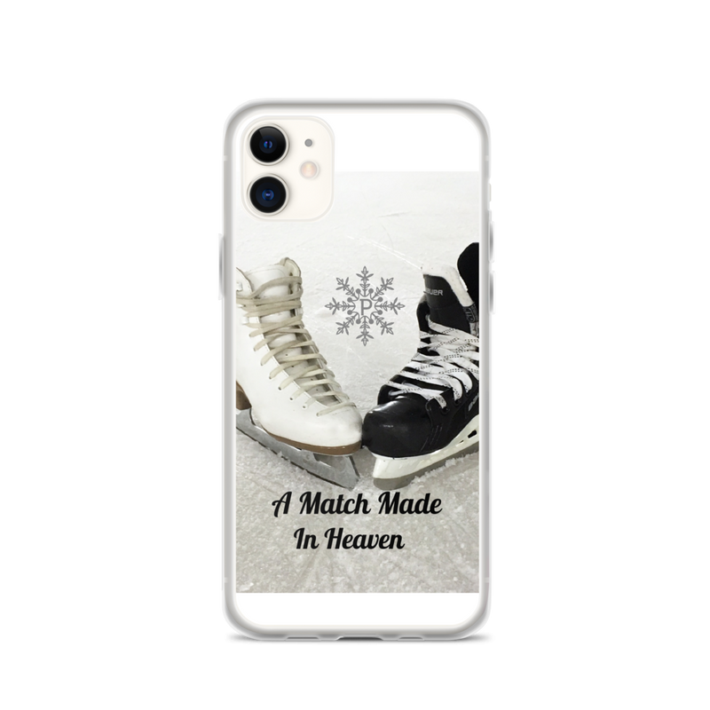Match Made In Heaven iPhone Case