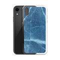 Cracks In The Ice iPhone Case
