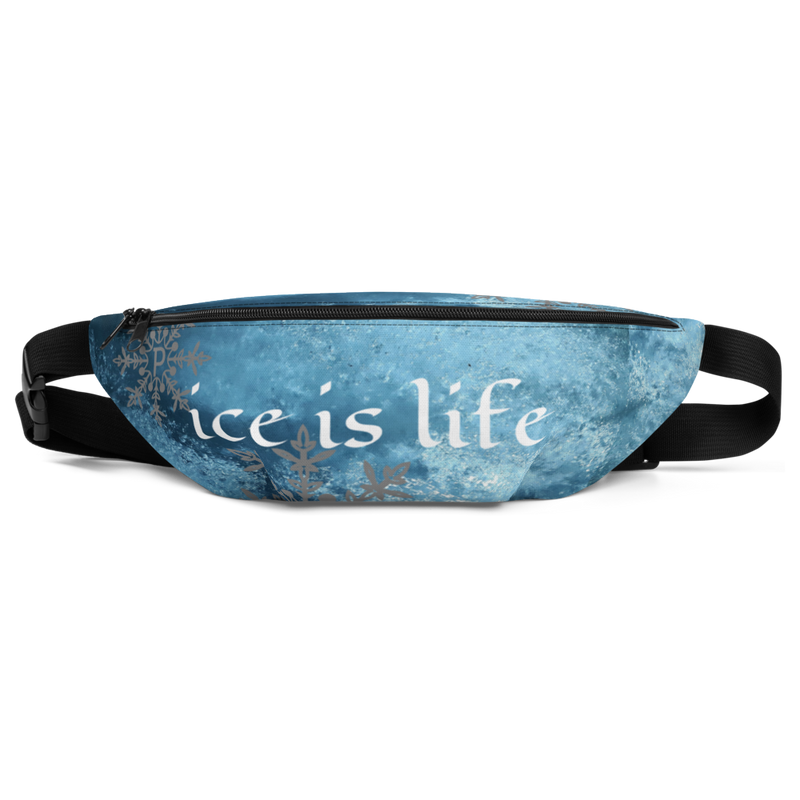 Ice Is Life Crossbody Bag