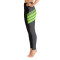 Level Up Leggings Lime Accent
