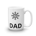 Proud Hockey Dad Coffee Mug