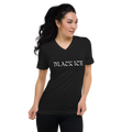 Women's Black Ice V-Neck T-Shirt