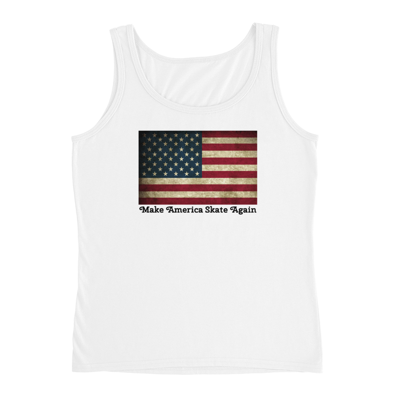 Women's Make America Skate Again Tank