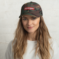 Stronger Embroidered Ball Cap