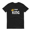 Nap King Short Sleeve T-Shirt
