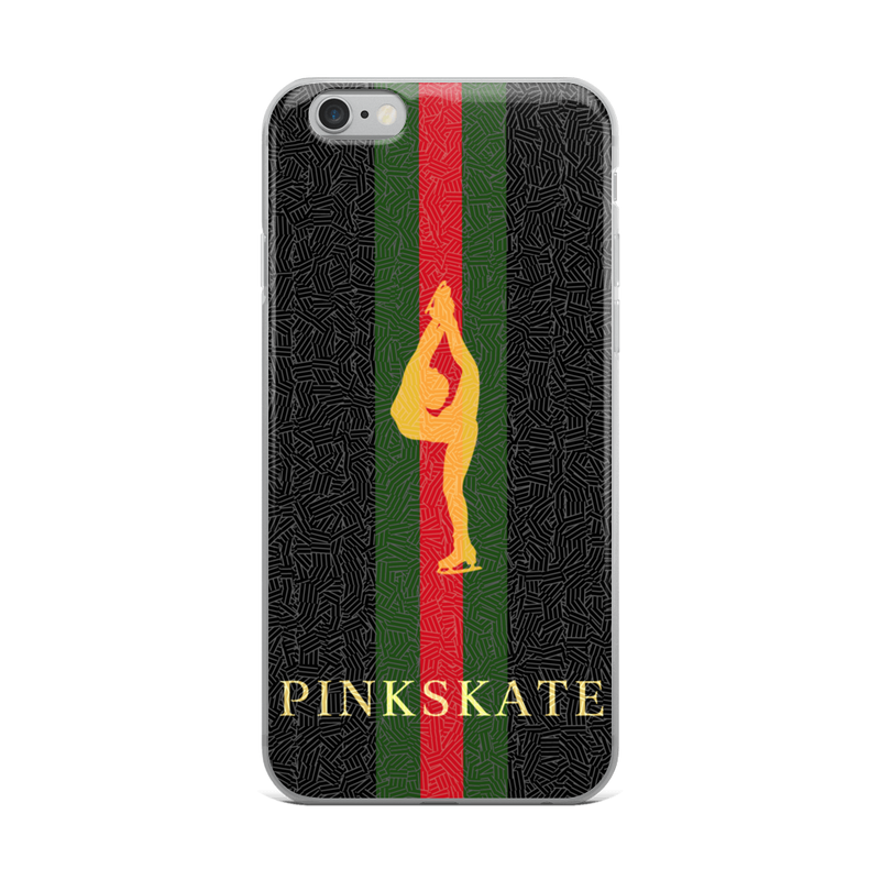 Pinkskate iPhone Case