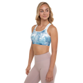 Blue Skies Sports Bra