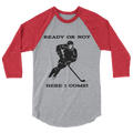 Ready or Not Hockey T-shirt