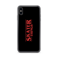 Skater Things iPhone Case