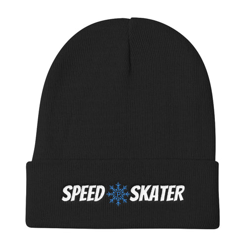 Speed Skater Cap