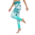 Turquoise and Caicos Leggings