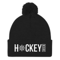 Hockey Mom Knit Beanie