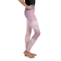 Girl's Pink Skies Performance Leggings