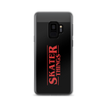 Skater Things Samsung Phone Case