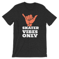 Skater Vibes Only Short-Sleeve T-Shirt