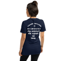 Figure Skating Attitude Short-Sleeve T-Shirt