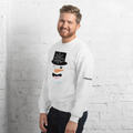Let It Snow Men's Holiday Sweatshirt