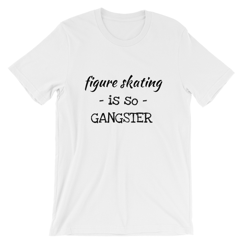 Figure Skating Is So Gangster