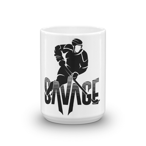 Savage Without My Coffee! Mug