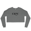 Figure Skater Chic Crop Sweatshirt