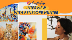 Getting Personal with Talents | Artist - Penelope Hunter