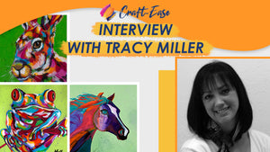 Getting Personal with Talents | Artist - Tracy Miller