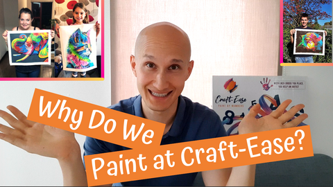 The most popular reasons why people paint