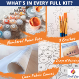 """What we Dream"" - Craft-Ease™ Paint By Numbers"