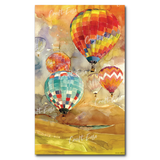 """Balloons"" Paint By Numbers Craft-Ease™ - Exclusive Series (50 x 30 cm) - Craft-Ease"