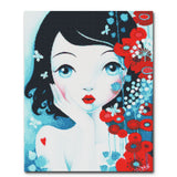 """Dear and Delicate"" Craft-Ease™ Diamond Art Kit - Exclusive Series (50 x 40 cm)"