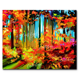 """Forest Light"" Paint By Numbers Craft-Ease™ - Exclusive Series (40 x 50 cm)"