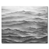 """Ocean Mountains"" Paint By Numbers Craft-Ease™ - Exclusive Series (40 x 50 cm)"