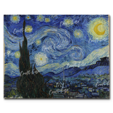 """The Starry Night"" Paint By Numbers Craft-Ease™ - The Classics (40 x 50 cm)"