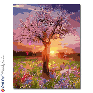 """Divinity of Nature""  - Paint By Numbers Craft-Ease™  (50 x 40 cm) - Craft-Ease"