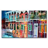 """French Quarter Carriage"" Paint By Numbers Craft-Ease™ - Exclusive Series (30 x 50 cm)"