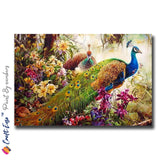 """Magnificent Beauties"" - Craft-IT™ Paint By Numbers - Deal-Rush"