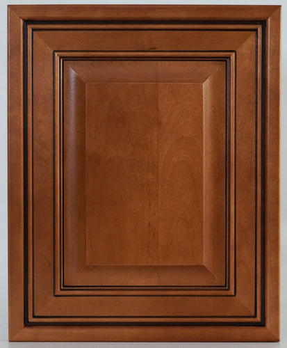 Glazed Mocha Maple Cabinet Door - Quality Kitchens For Less