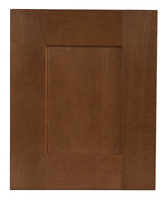 Almond Maple Contemporary Shaker Door
