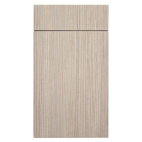 Blonde Wood Grain Modern - Quality Kitchens For Less